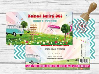 wedstock festival festivalkaart