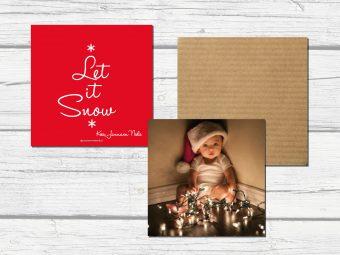 Fotokaart kerst
